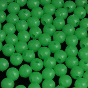Missanga Glow Brilha No Escuro 5 Mm - 50 Unidades - Miçanga