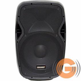Caixa Ativa Lexsen Lsx15 A 15 Usb Bluetooth - Toca Passiva