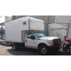 Cajas Secas Con Copete Para Camioneta D 31/2 Nuevas Y Usadas