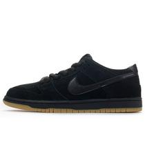 Tênis Nike Sb Dunk Low Pro Ishod Wair Black / Black / Gum