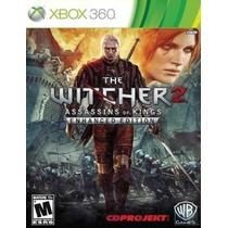 The Witcher 2 + Got Disc 1 Xbox 360 Caja Sellada Nuevo