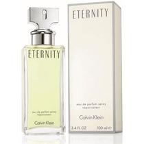 Perfume Ck Eternity Feminino Eau De Parfum 100ml Original