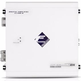 Módulo Amplificador Digital Falcon Df2200.1dx 1 Ca 2200w Rms