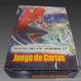 Cartas Hombre Araña Naipes Cumpleaños Souvenirs Pack X10