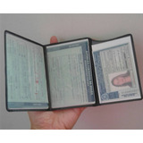 Kit 10 Capa Dut Crlv Documento - Cnh Carteira De Motorista