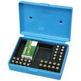 Estuche Caja Para Balas Y Cartuchos Mtm Cal 22 Made In Usa