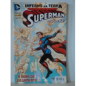 Hq-superman:dc Comics:n.14-os Novos 52!