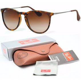Óculos De Sol Ray Ban Feminino Erika Tartaruga Velvet
