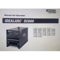 Tarjeta De Control G1504-4 Para Soldadora Lincoln Dc 600