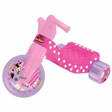 Triciclo Minnie Mouse.