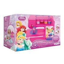 Presente Criança Maquina Infantil Costura Ateliê Princesas *
