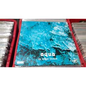Lp Disco Vinil Edgar Froese - Aqua Tangerine Dream
