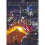 Dvd Transformers 2 A Vingança Dos Derrotados Original