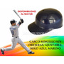 Casco Sencillo Sin Orejeras Beisbol Softbol Mayor Detal