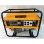 Planta - Generador Europower Ep8000 7.0kw 110/220v Gasolina