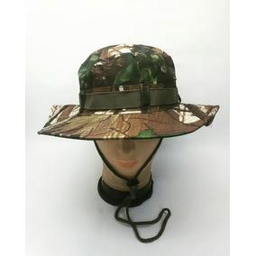 Sombrero Realtree Camuflado Cazador Selvatico