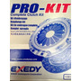 Kit Embrague Mitsubishi L300/l200 92-07 Hyundai Galloper 2.5