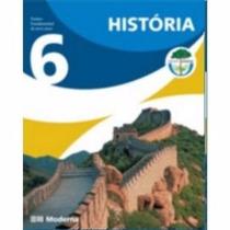Historia 6 Projeto Arariba 2ª Ed Moderna