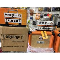 Set Orange Ppc-108 20w+ Micro Terror 20w Hibrido