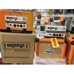 Set Orange Ppc-108 20w+ Micro Terror 20w Hibrido