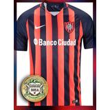 Camiseta San Lorenzo 2017 Nueva Titular Original Casla