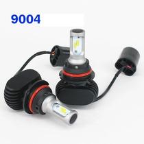Focos Led Philips 9004 Hb1 Alta Y Baja 8000 Lm Blanco