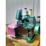 Overlock Familiar 3 Hilos C/tablita Base Y Porta Cono