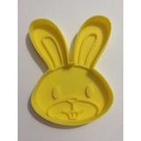 Cortantes Cookies- Galletitas - Conejo Y Huevos De Pascua