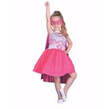 Barbie Super Princesa Power Disfraz Educando