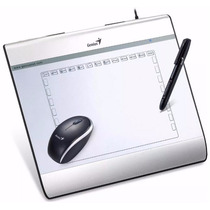 Easypen I608x Dibujo Digital Para Pc Y Mac + Mouse Wireless