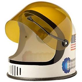 Disfraz Para Niña Aeromax Juvenil Astronauta Casco Con Vise