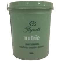 Glynett Nutrie Creme De Hidratação Profissional 1 Kg
