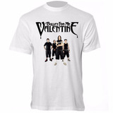 Camiseta Bullet For My Valentine - Camisa Banda, Rock