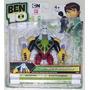 Ben 10 Ultimate Aggregor Alien Figura De Acción Bandai Comic