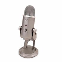 Yeti Microfono Profesional Yeti Platimum Blue Microphones