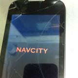 Smartfone Navcity Color No Estado Peças Travado Tela Inicial