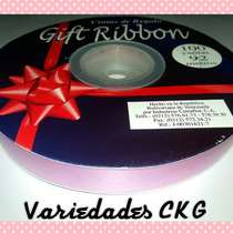 Cinta Para Regalos Por Rollo Ribbon Lazos Decoración Vinotin
