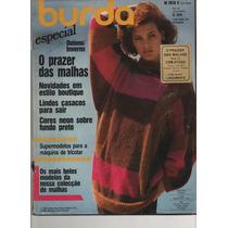 Burda Especial Outono E Inverno Texto Em Portugues