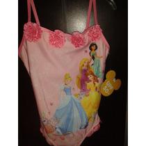Traje De Baño Princesas Disney Store Princesas Disney T 8