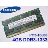 Memoria Portatil Laptop 4gb Sodimm Pc3l-12800 1600 Mhz Nueva