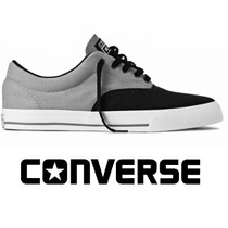 Tênis Converse All-star Skidgrip Cvo Ox Grafite