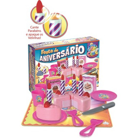 Brinquedo Para Meninas 2 Anos Casinha Comidinha Crec Crec