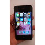 Iphone 4s 16gb De Memória+ Película De Vidro+ Duas Capinhas
