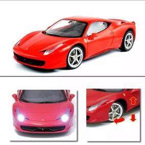 Carrinho De Controle Remoto Ferrari 458 Multikids