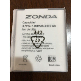 Bateria Para Celular Zonda Za450