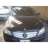 Mercedes Benz Clc 230 Coupe Mod 09 Negra Unico Dueño