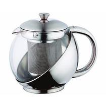 Chaleira Com Infusor 900ml Para Chá Café