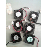 Cooler De Micro Y Rack Lote De 12 A 24 V De 3 Cm A 12 Cm
