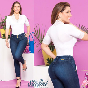 Stagmi Jeans Colombiano/ Levanta Cola/jeans Skinny Butt Lift