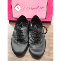 Zapato De Jazz Miguelito Numero 24